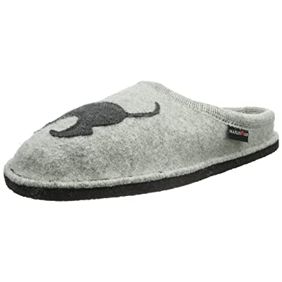 Haflinger Women's Doggy Applique Slipper | Slippers
