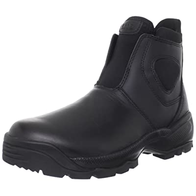 5.11 Tactical Men's Company Military Work Boots 2.0, Composite Shank, Leather, Style 12032: Shoes