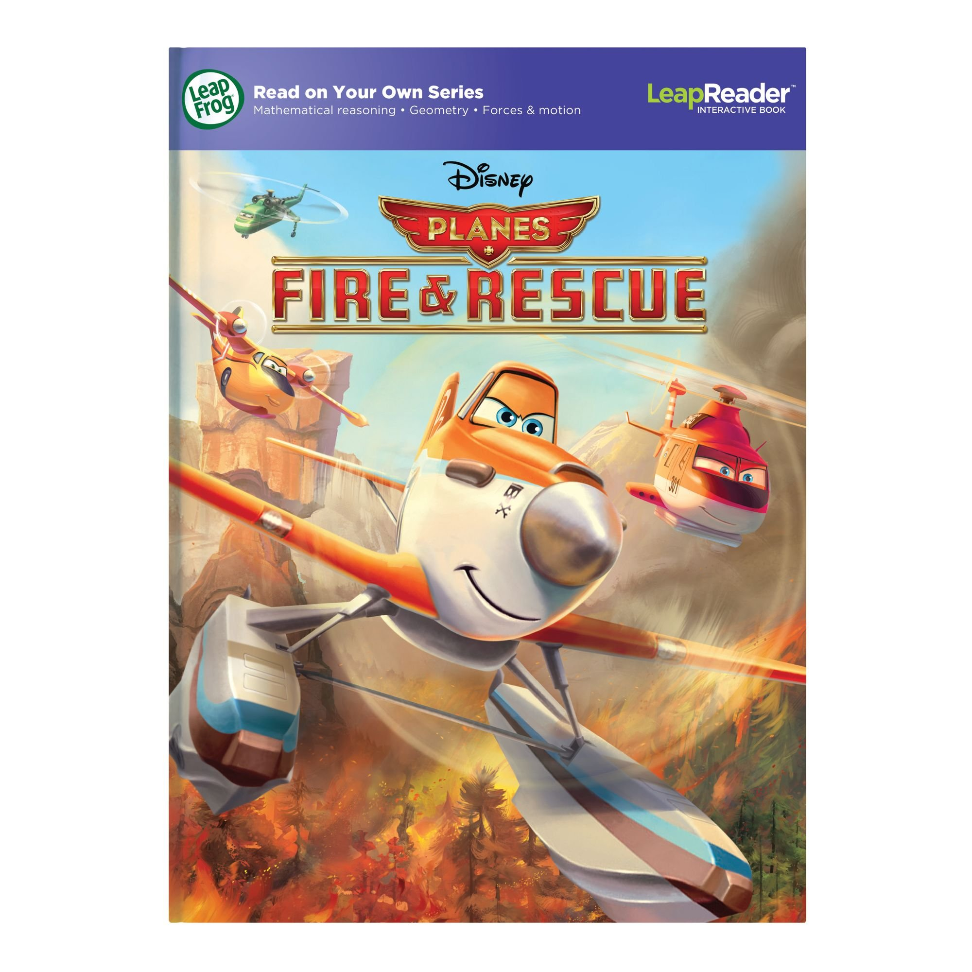 LeapFrog LeapReader Book: Disney Planes Fire and Rescue by LeapFrog (Image #5)