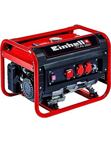 Einhell Generador Eléctrico (de Gasolina) TC-PG 2500, 2400 W, 0