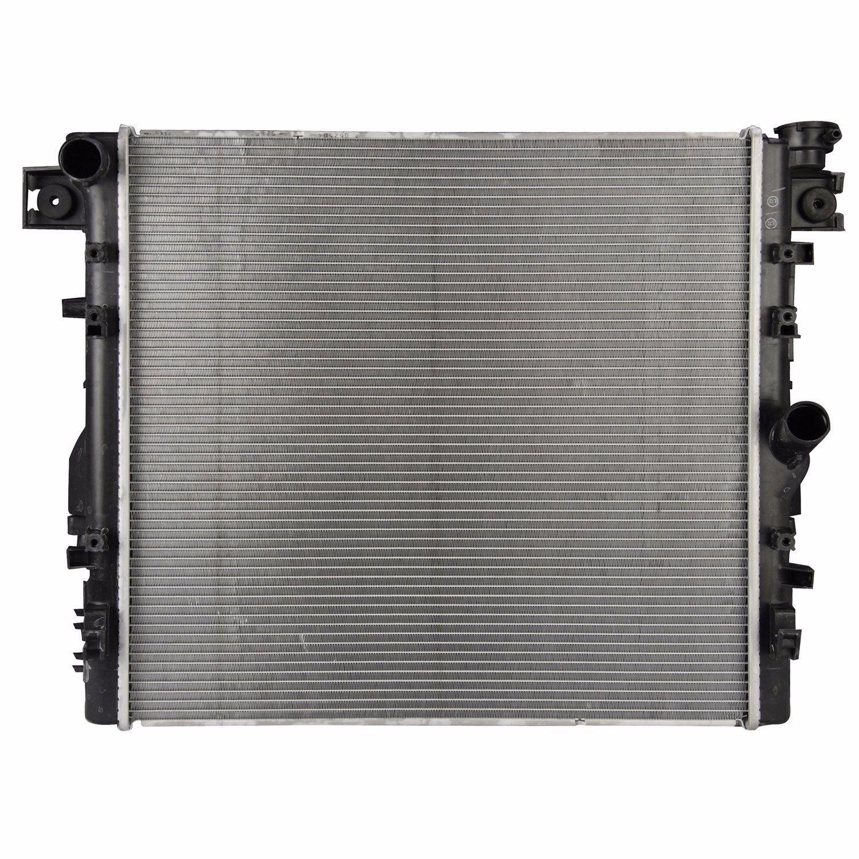 Klimoto Brand New Radiator fits Jeep Wrangler 2007 2008 2009 2010 2011 3.6L 3.8L V6 CH3010343 040876481466 55056633AB SBR2957 CU2957 RAD2957 DPI2957 Q2957