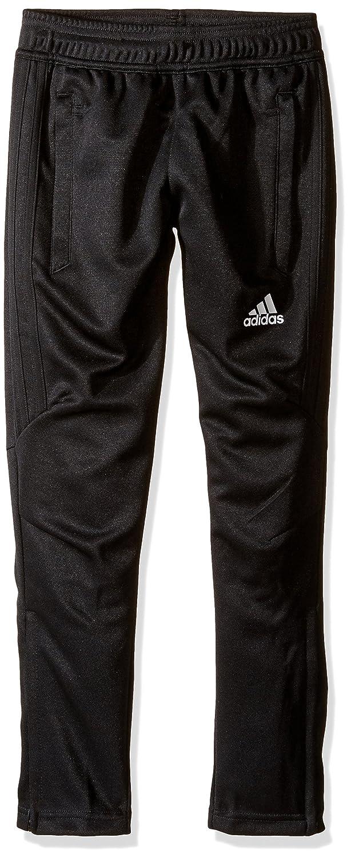 adidasユースサッカーパンツ ティロ17 B01GP3JN62 Small|ブラック/ホワイト ブラック/ホワイト Small