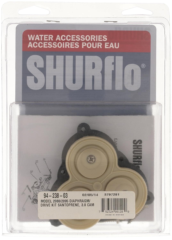 SHURFLO DIAPHRAGM 94-238-03