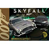 Micro Scalextric G1083 James Bond 007 Skyfall 1:64 Scale Race Set