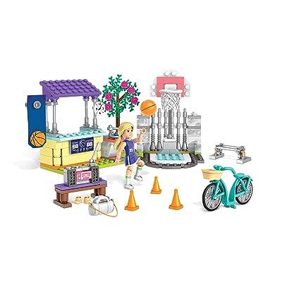 Mega Construx American Girl Julie's Basketball Practice Building Set: Toys & Games