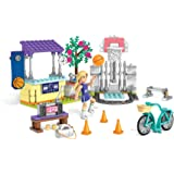 Mega Construx American Girl Julie's Basketball Practice Building Set