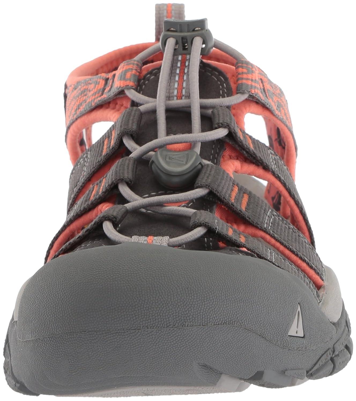 KEEN Women's Newport Hydro-W Sandal B071CKY9T1 8.5 B(M) US|Magnet/Coral