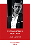 Wrong Brother, Right Man (Mills & Boon Desire) (Switching Places, Book 1)