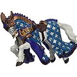 Papo - 39937 - Figurine - Cheval du Maître des Armes Aigle