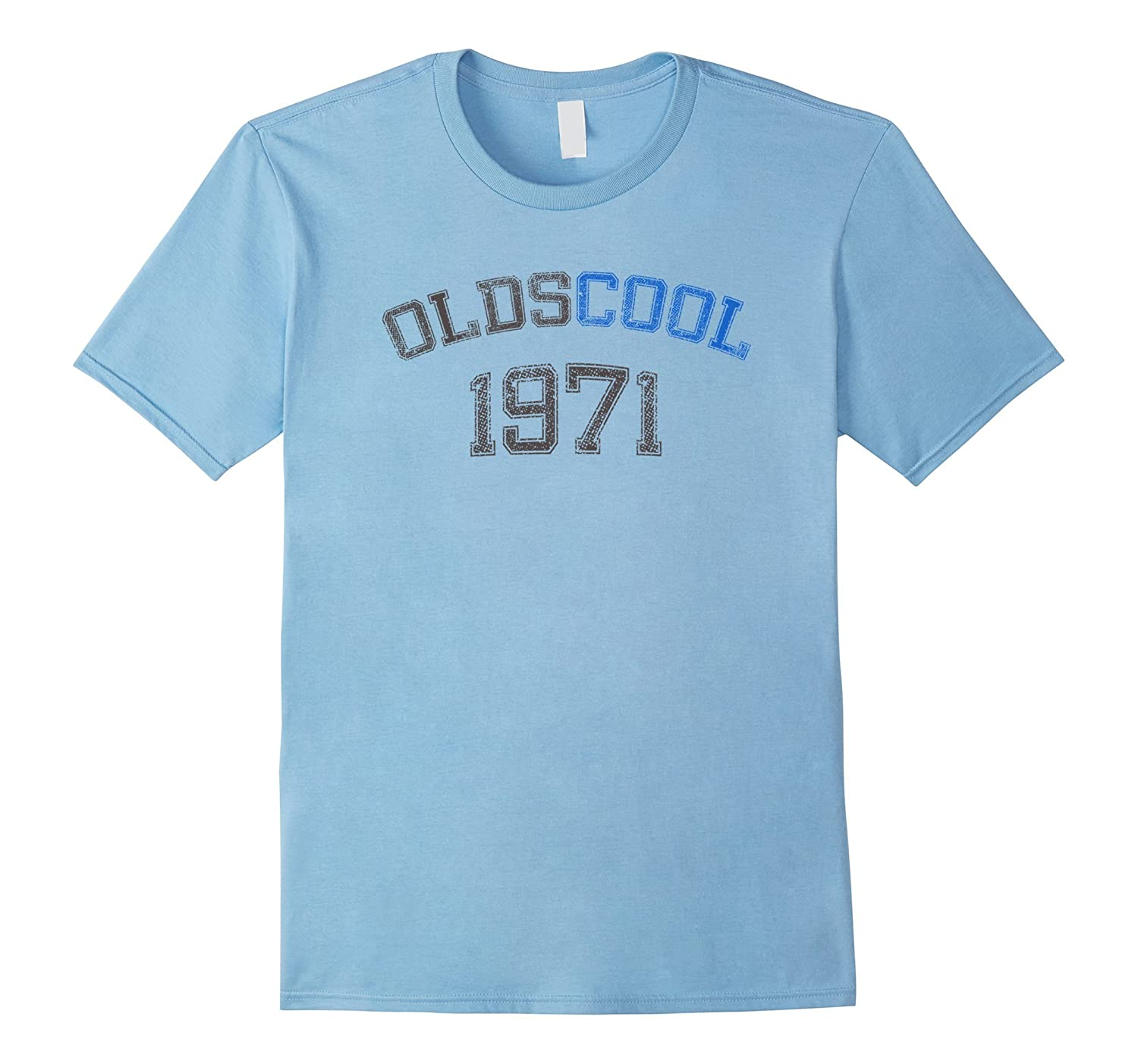 1971 T-shirt for women OldsCOOL Birthday Gift-TH