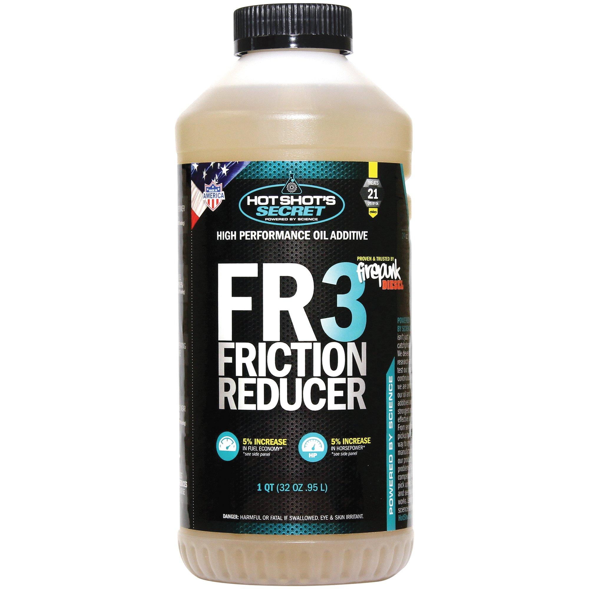 Hot Shot's Secret HSSFR332Z FR3 Friction Reducer - 32 fl. oz.