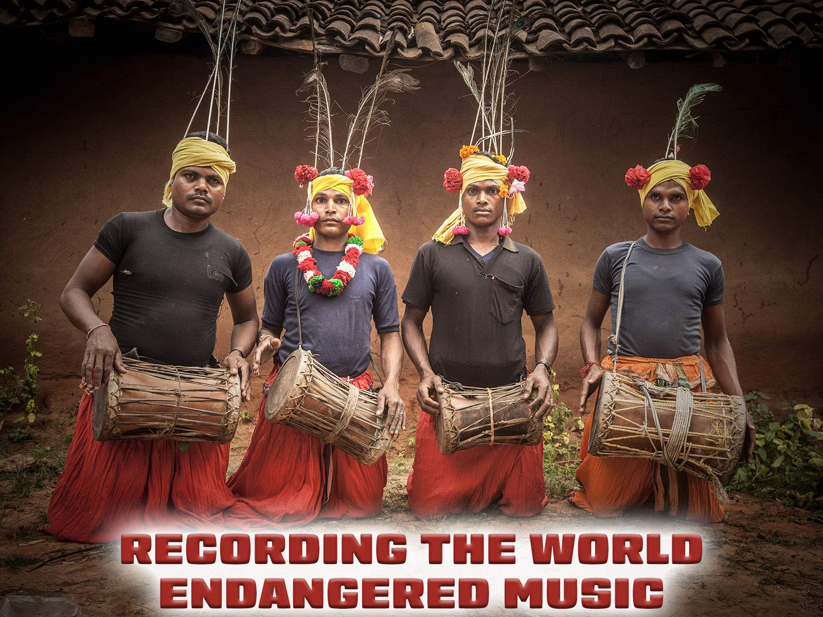 Recording the World: Endangered Music on Amazon Prime Video UK