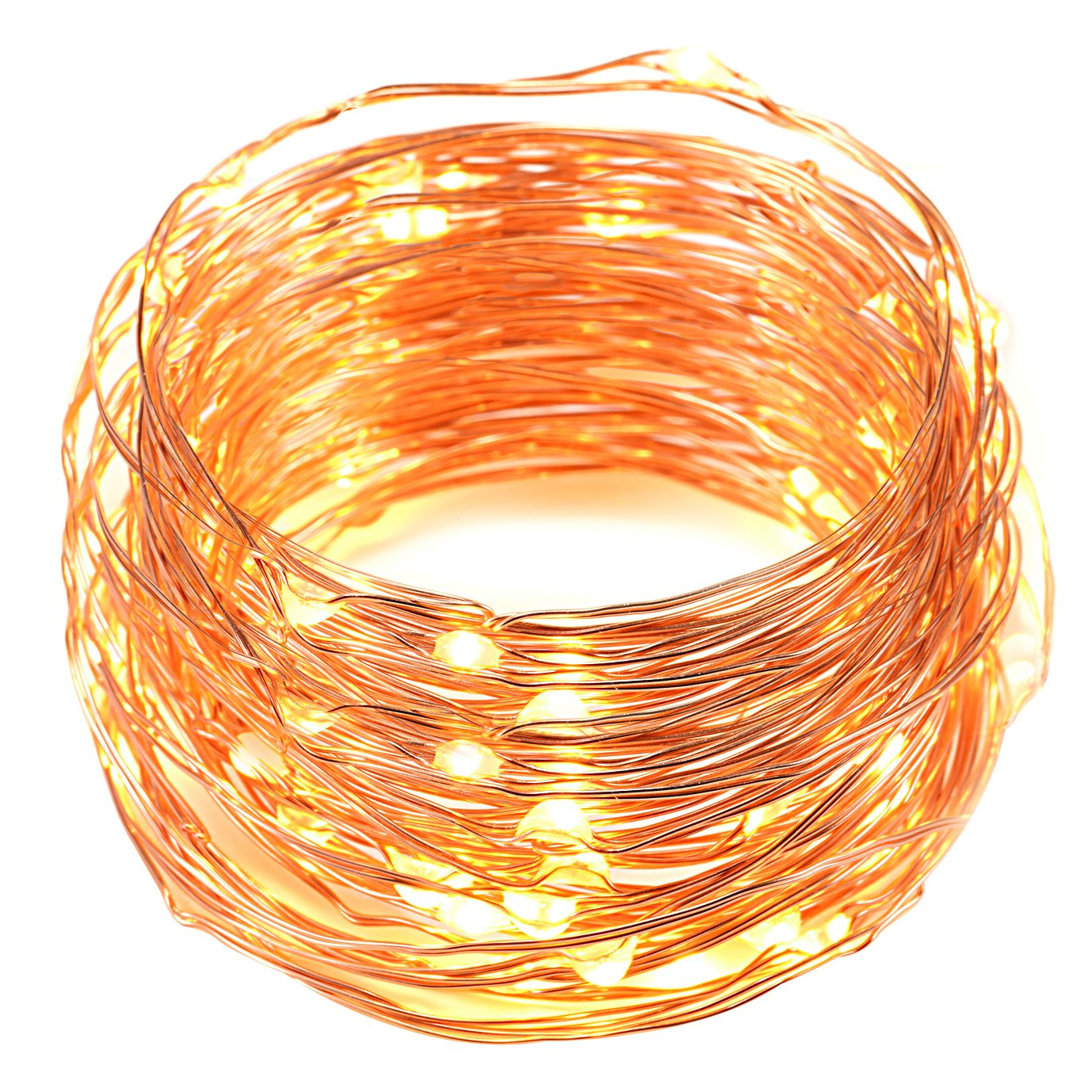 Led Fairy Lights Oak Leaf 2 Set Of Usb 60 Starry String House Wiring In Series Copper Wire For Home Bedroom Christmas Party Wedding Decoration 197ft