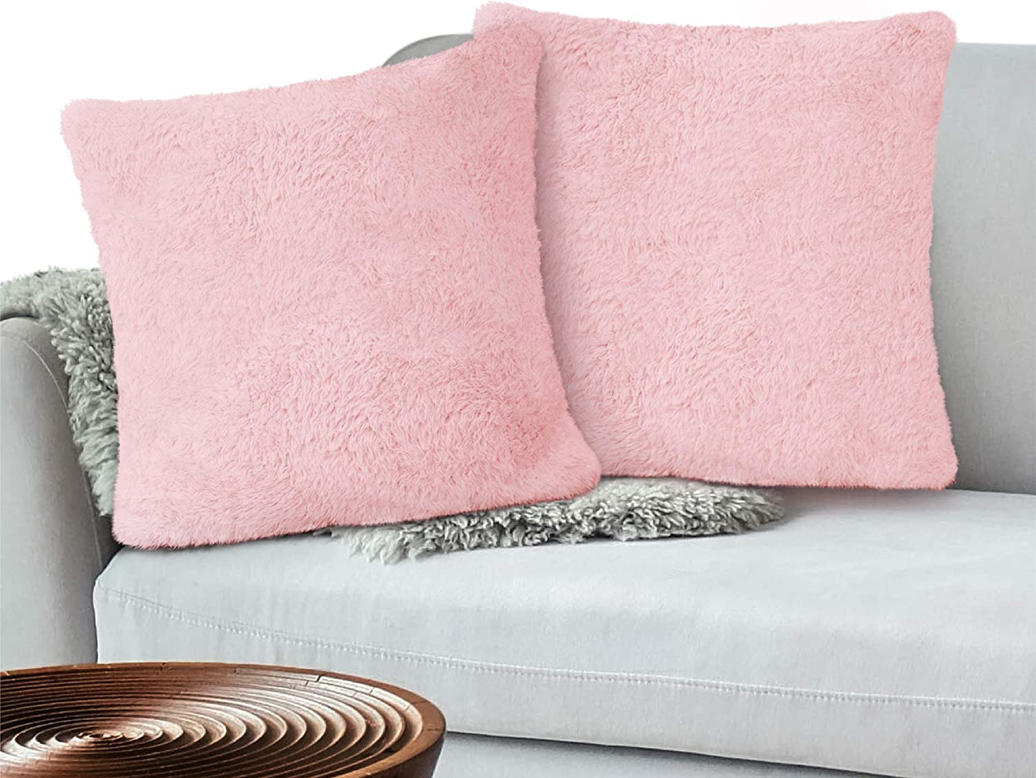 Carvan Pink Throw Perfect For Covering Your Furniture