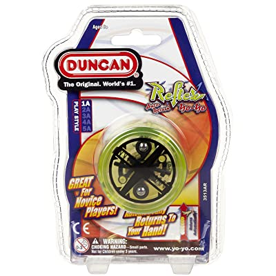 Duncan Reflex Auto Return Yo-Yo - Assorted colors: Toys & Games