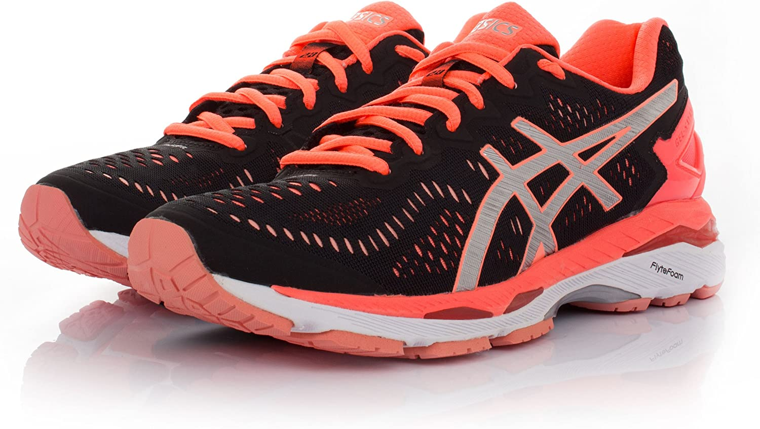 Asics Gel-Kayano 23 Womens Zapatilla para Correr - SS17: Amazon ...