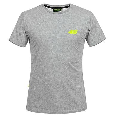 Vr46 Offiziell Kern Sammlung Valentino Rossi Klein 46 Herren T Shirt