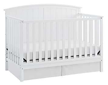 Amazoncom Storkcraft Steveston 4 In 1 Convertible Crib White