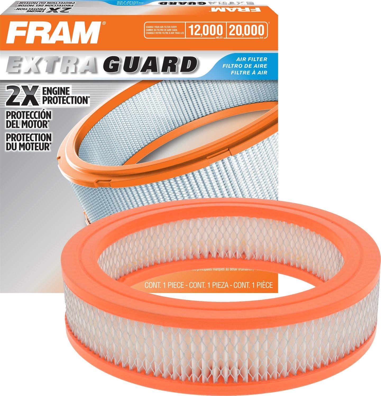 FRAM CA305 Extra Guard Round Plastisol Air Filter