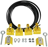 KH Industries FTSW-RL-KIT80 Festoon Stretch Wire