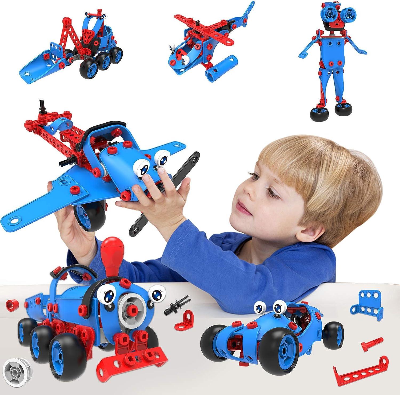 AceLife STEM Toys Kit 6 in 1 Educational Construction Building Blocks Toys Set £14.39 w/code HDTTDBXC @ Amazon