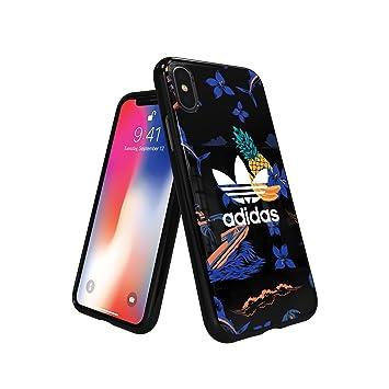 【アディダス公式ライセンスショップ】アディダスオリジナルス iPhone Xケース アイランドシリーズ TPUケース