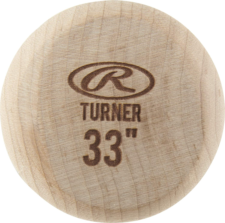 Rawlings Pro Label Game Grade Wood Baseball Bats All Pro Player Models