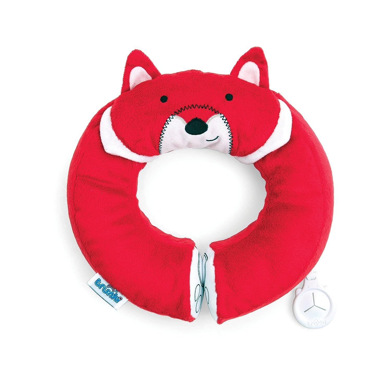Trunki Kids' Travel Pillow – Yondi SMALL Bear (Pink) 1018