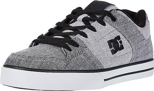 DC Men's Pure Tx Se Skate Shoe: Amazon