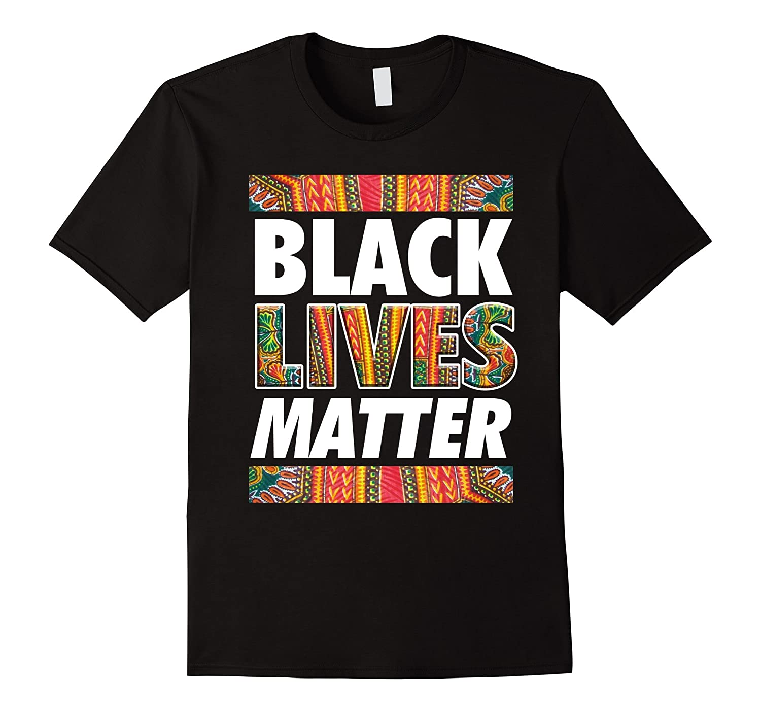 Black Lives Matter Civil Rights Dashiki T Shirt-TD