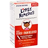 Little Remedies Berry Fever Pain Reliever