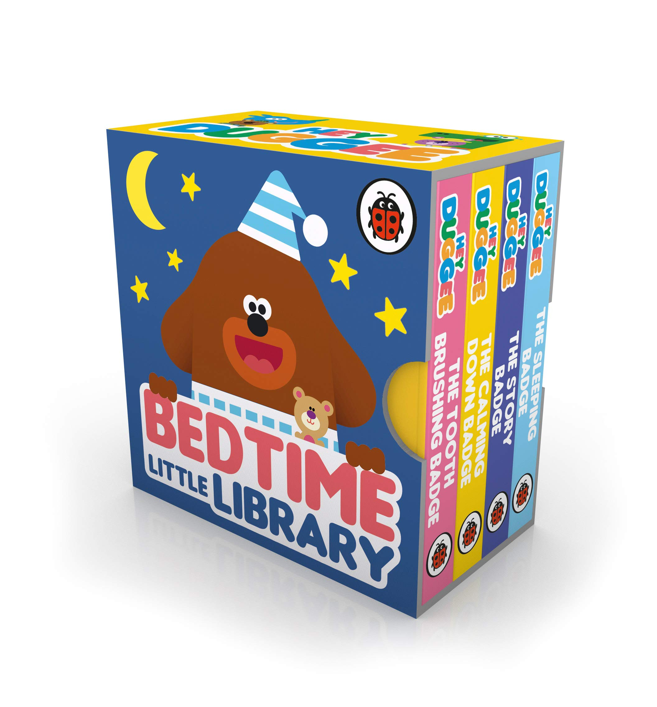 Hey Duggee: Bedtime Little Library Board book 40% OFF £2.99 @ Amazon