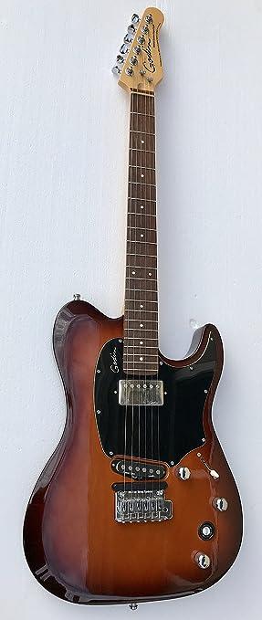 Godin sesión Custom tripleplay guitarra eléctrica: Amazon.es: Instrumentos musicales