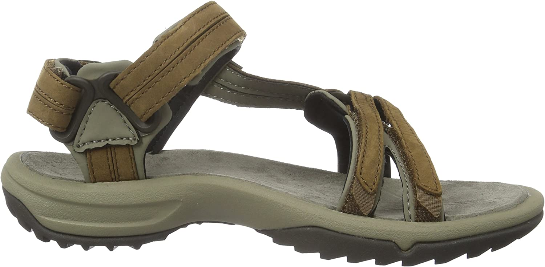 Teva Womens Terra Fi Lite Leather Sports and Outdoor Hiking Sandal