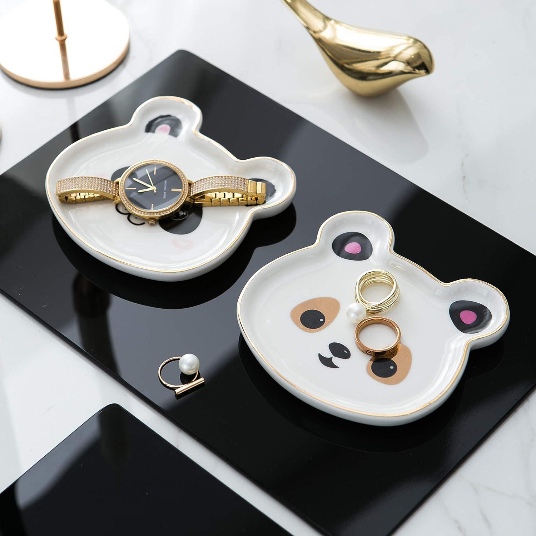 Personalized Ring Holder Unicorn Trinket Dish Jewelry Dish Kids Ring Holder Personalized Jewelry Dish Girls Ring Holder Unicorn Room Decor