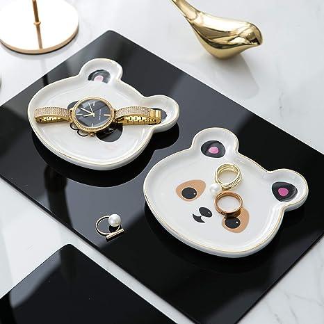 Handmade Moon Style Ring and Trinket Dish