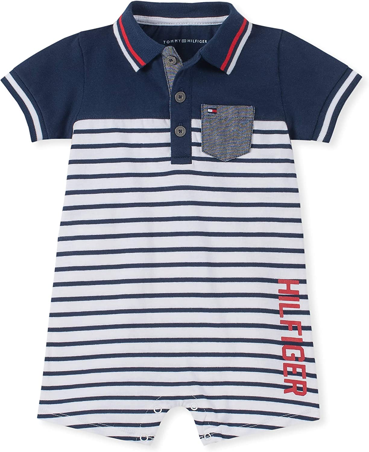 Amazon.com: Tommy Hilfiger - Pelele para bebé: Clothing