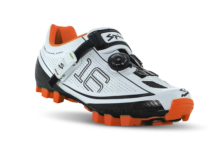 Spiuk 16M MTB Zapatillas, Unisex Adulto, Blanco/Naranja, 39: Amazon.es: Zapatos y complementos