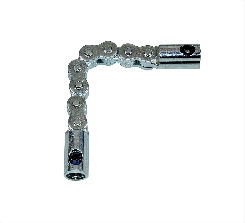 SN-TEC Oberlicht Umlenkkette mit 8mm Stangenf/ührungs Aufnahme