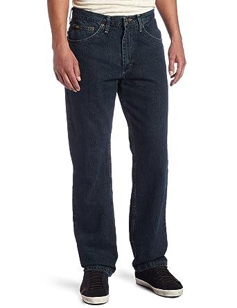 e01ca8c2671 LEE Men s Regular Fit Straight Leg Jeans at Amazon Men s Clothing store