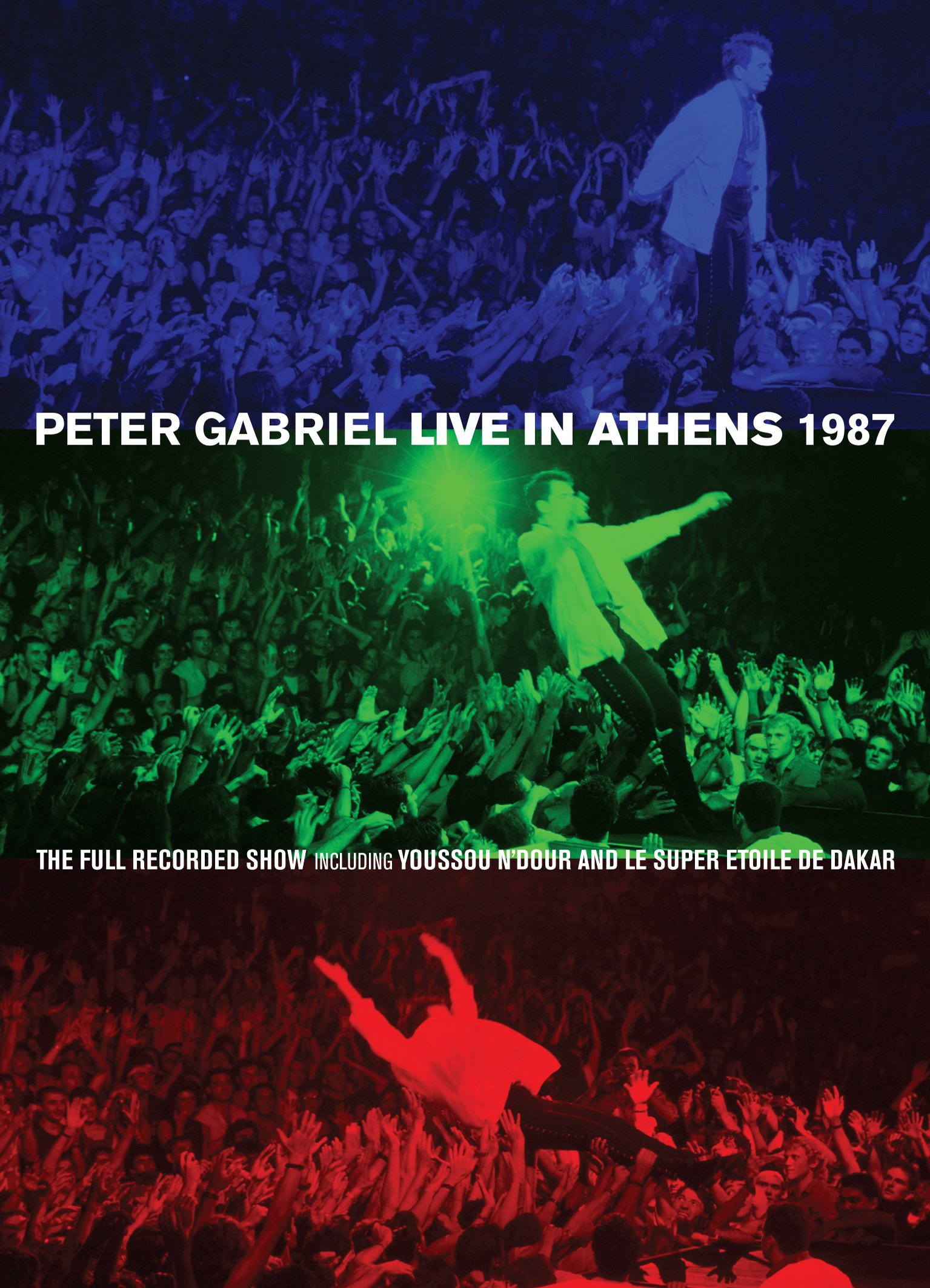 Peter Gabriel - Live In Athens 1987 and Play (2PC)