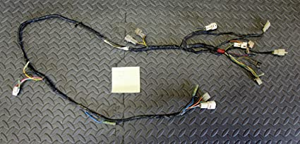 amazon com 1997 2001 yamaha banshee wiring loom harness clear cdi rh amazon com banshee drag wiring harness yamaha banshee wiring harness routing