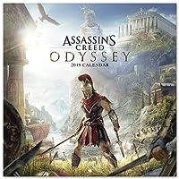 Assassin's Creed Calendar 2019 Odyssey