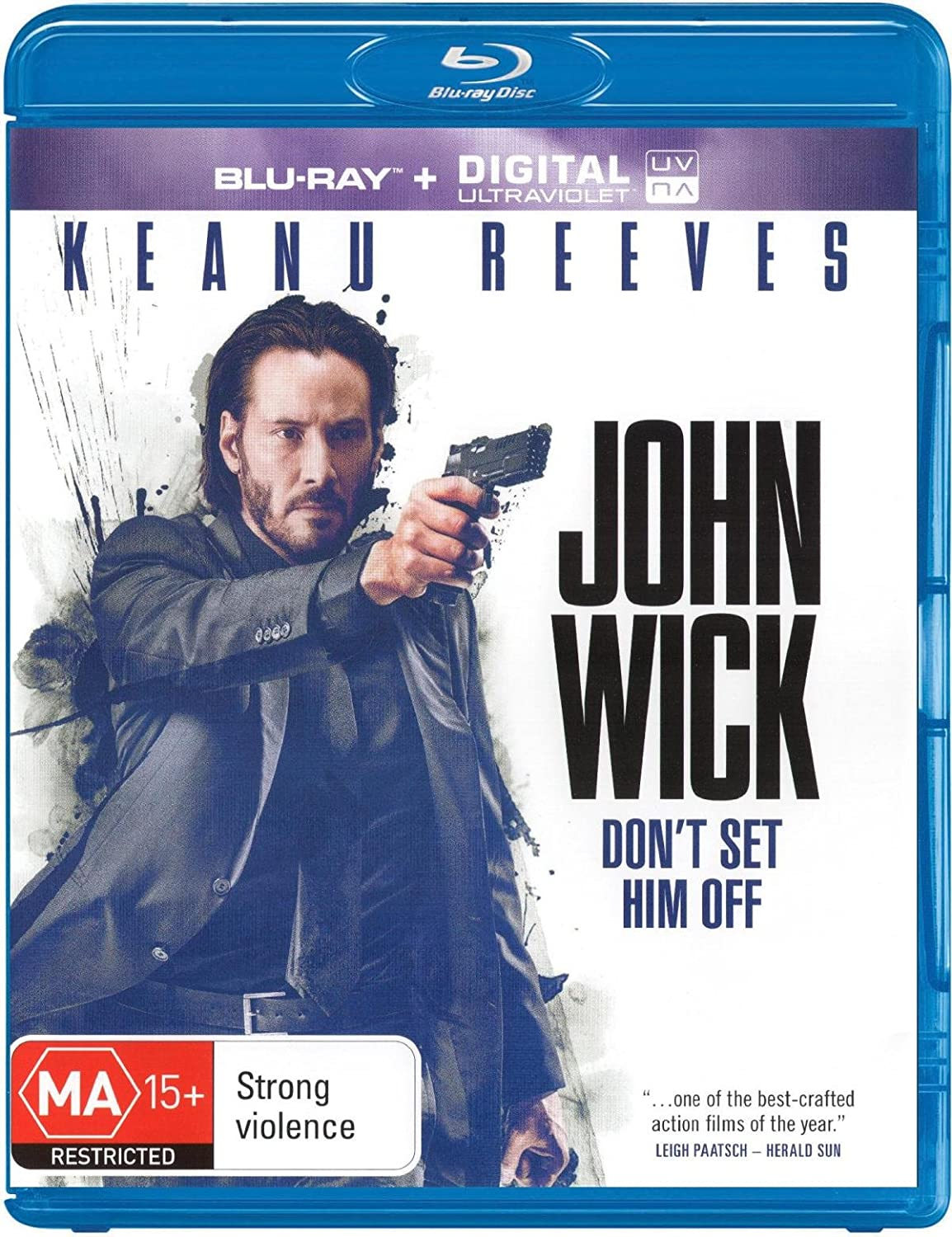 John Wick (Blu-ray/UV): Amazon.es: Cine y Series TV