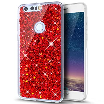 timeless design b22bc 0d147 ikasus Huawei Honor 8 Case,Huawei Honor 8 Glitter Case: Amazon.co.uk ...