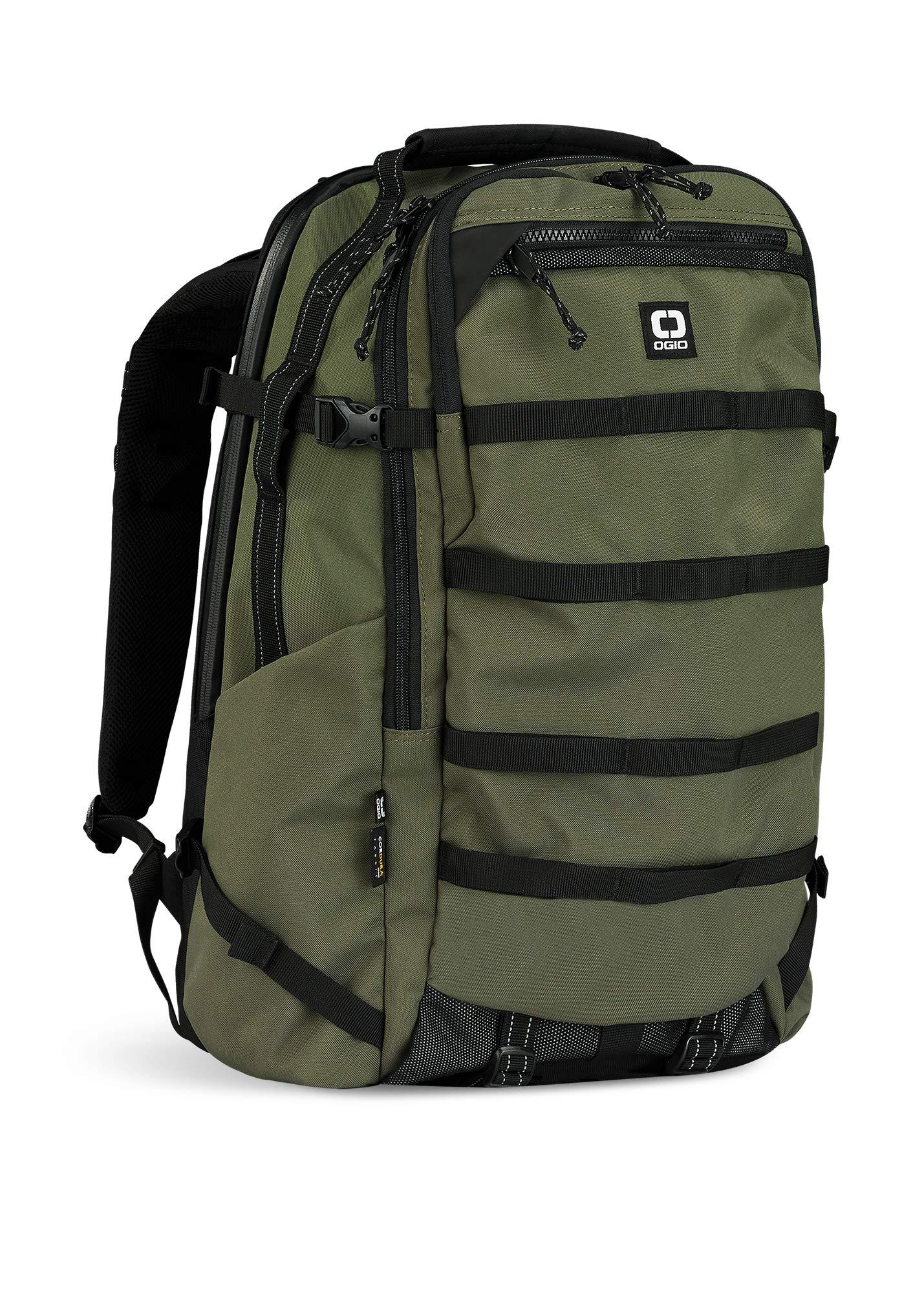 OGIO ALPHA Convoy 525 Laptop Backpack, Olive