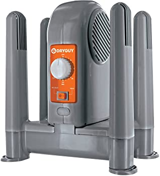 DryGuy DX Forced Air Boot Dryer  - warranty