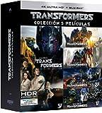 Pack: Transformers 1-5 (4K UHD + BD) [Blu-ray]