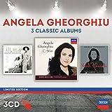 Angela Gheorghiu: Three Classic Albums [3 CD][Limited Edition]