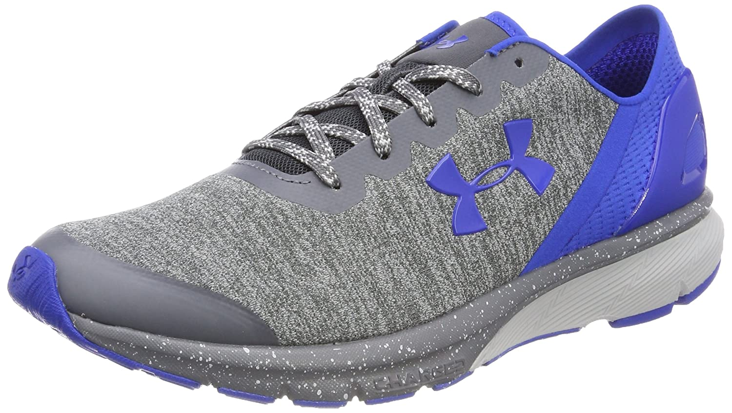 Under Armour Men's Charged Escape Running Shoe B075MMQW3N 8 D(M) US|Blue